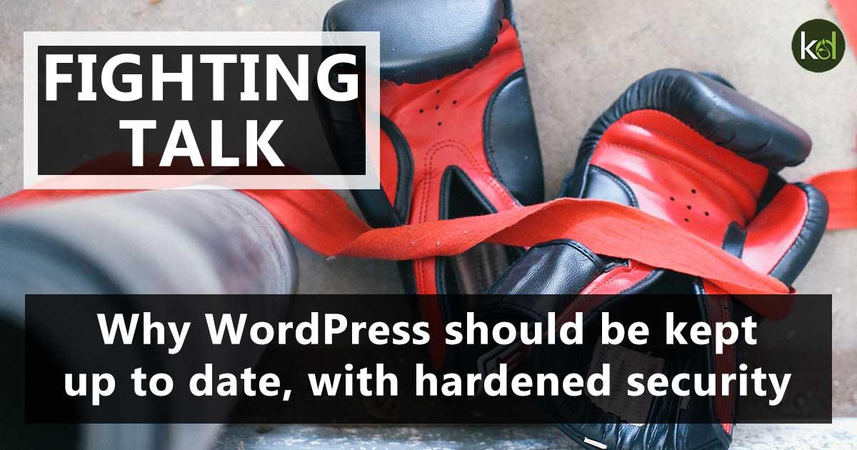 WordPress security vulnerabilities