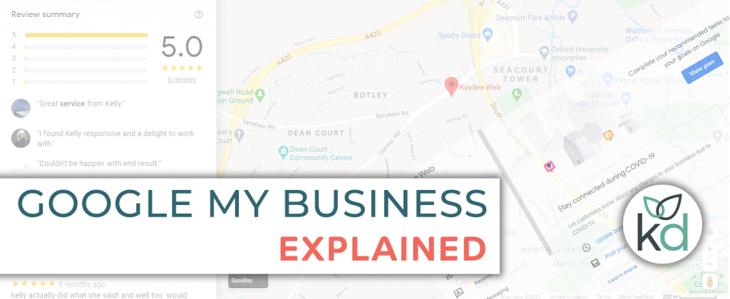 Google My Business Explained