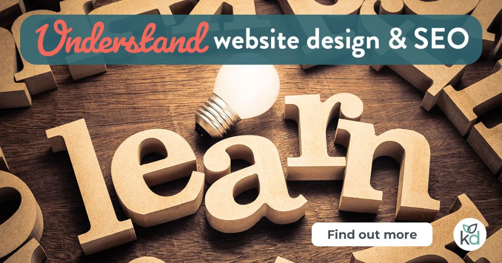 Website design and SEO, understand the relationship