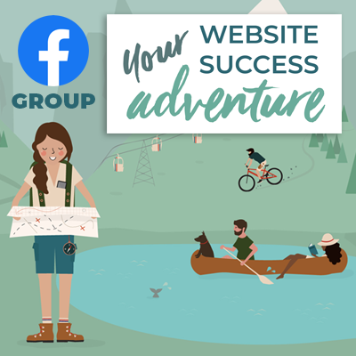 Your website success adventure
