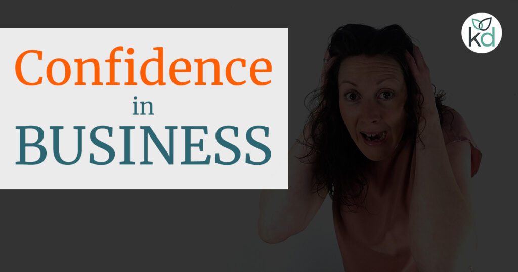Confidence in Business
